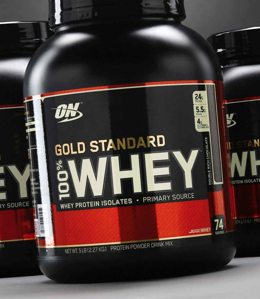 First Nutrition | GOLD STANDARD 100% WHEY